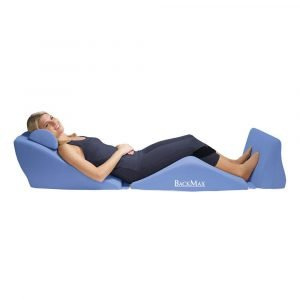 BackMax Full Body Foam Bed Wedge Pillow System 2 300x300 image