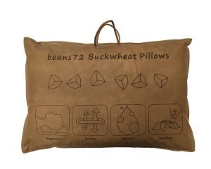 Beans72 Organic Buckwheat Pillow 1 1 300x240 image