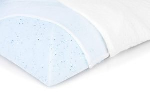 Belly Sleep Gel Infused Memory Foam Pillow 2 300x200 image