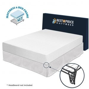 Best Price Mattress 10 Inch Memory Foam Mattress 2 300x300 image