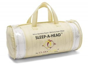 Clara Clark Premium Shredded Memory Foam Pillow 4 300x240 image