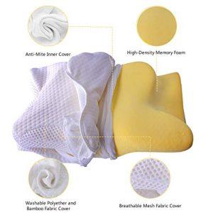 Coisum Orthopedic Memory Foam Pillow 4 1 300x300 image