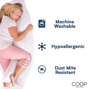Coop Home Goods Body Pillow-2
