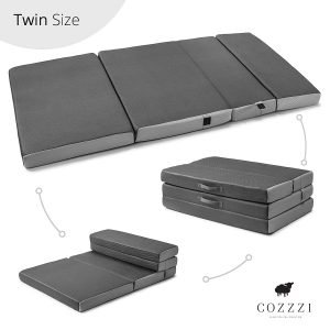 Cozzzi Twin Folding Mattress 2 300x300 image
