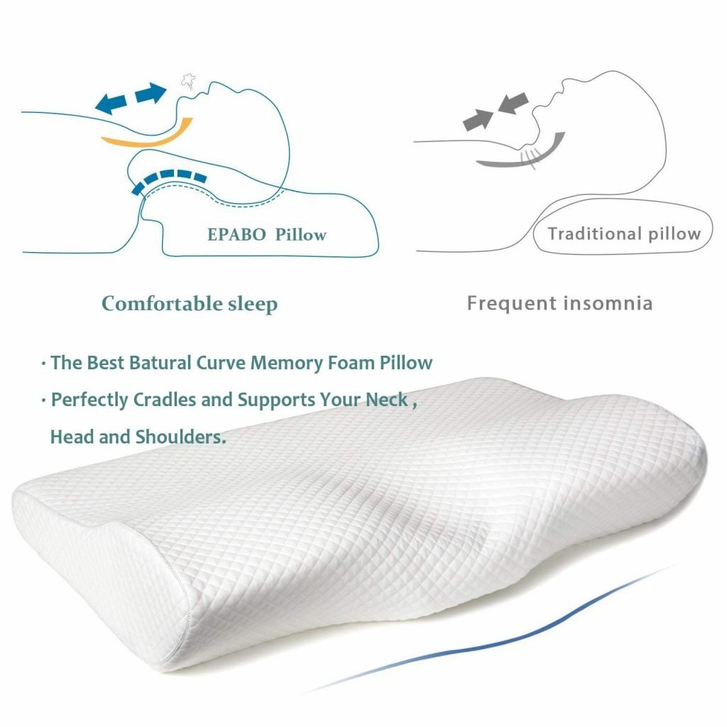 7 Best Orthopedic Pillows May 2019 Reviews Amp Buying Guide