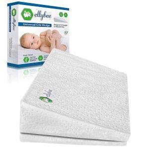 Ellybee Universal Crib Wedge Pillow 1 300x300 image