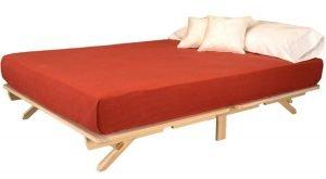 KD Frames Fold Platform Bed-1