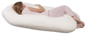 Leachco Back 'N Belly Body Pillow-2