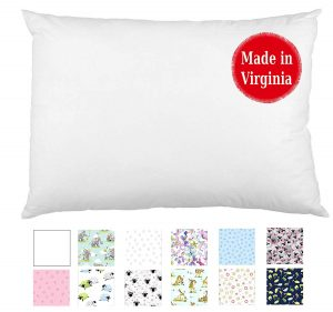 Little Pillow Company Toddler Pillow 1 300x281 image