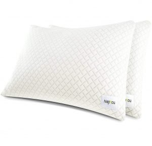 NapYou Official Best Pillows for Sleeping 2 Pack King 1 300x288 image