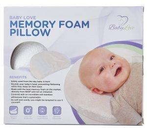 Newborn Baby Head Shaping Pillow 2 300x262 image