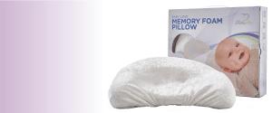 Newborn Baby Head Shaping Pillow 3 300x125 image