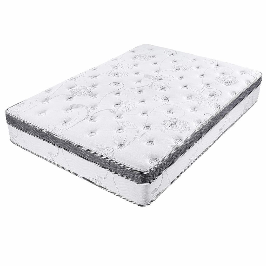 Olee Sleep 13-inch Galaxy Hybrid Mattress