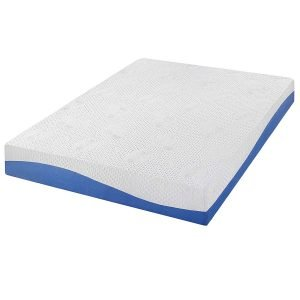 . Olee Sleep Memory Foam Mattress-1