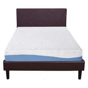 Olee Sleep Memory Foam Mattress 2 300x299 image