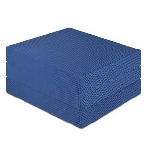 Olee Sleep Tri Folding Memory Foam Topper 4 300x300 image