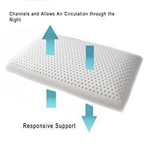 Organic Textiles Latex Pillow 3 image