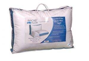 Pancake Pillow The Adjustable 3 300x204 image