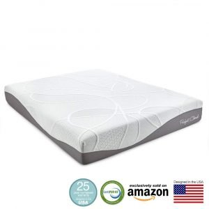 Perfect Cloud UltraPlush Gel-Max Memory Foam Mattress-3