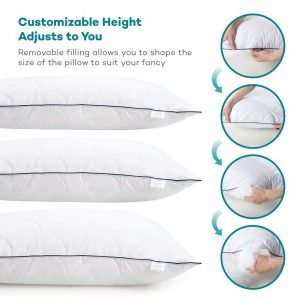 Sable Adjustable Bed Pillows-1
