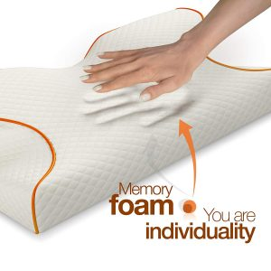 SmartDelux Orthopedic Memory Foam Pillow 2 300x300 image
