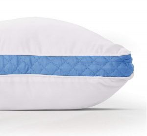Utopia Bedding Gusseted Quilted Pillow-1
