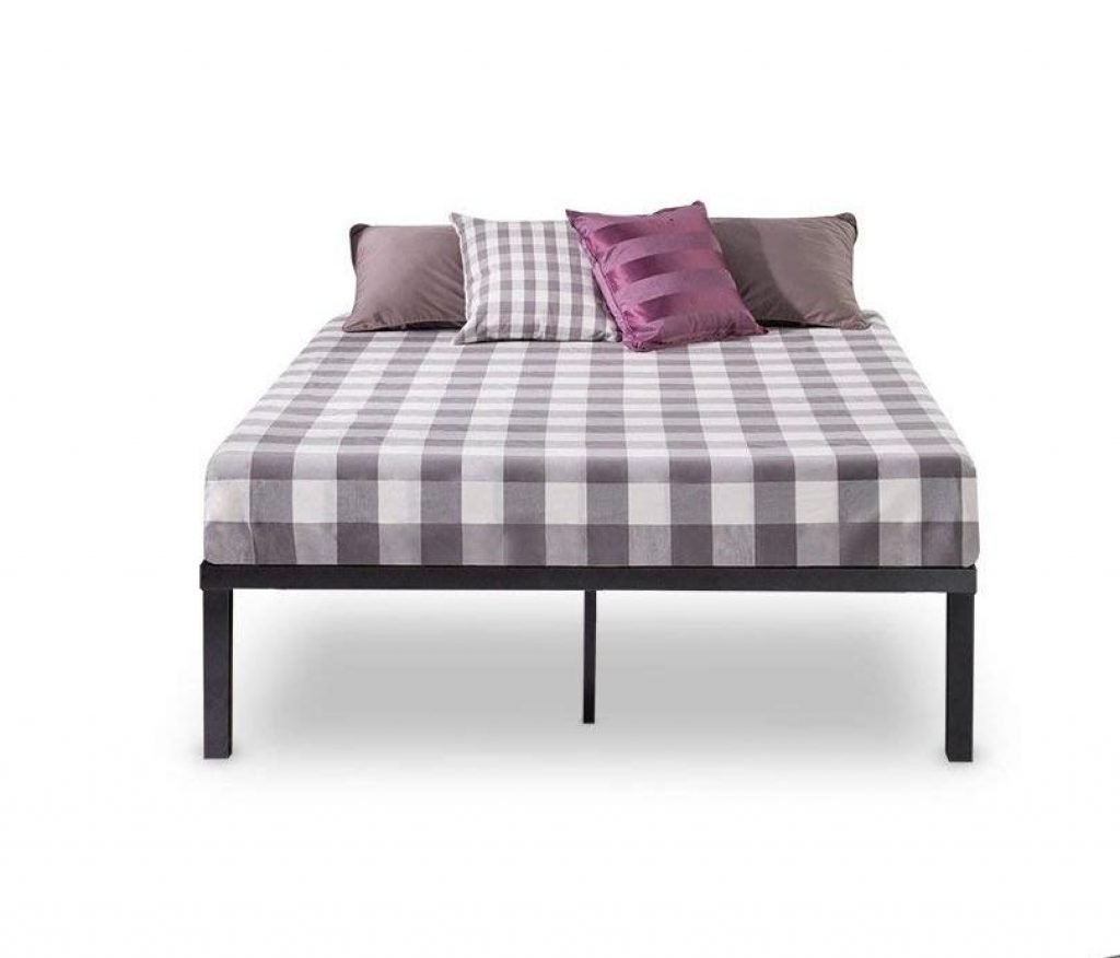 6 Best Metal Bed Frames Apr 2019 Reviews Amp Buying Guide