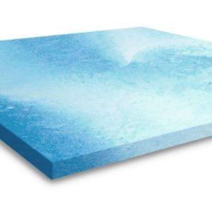 Advanced Sleep Solutions Gel Memory Foam Mattress Topper 1 300x300 image