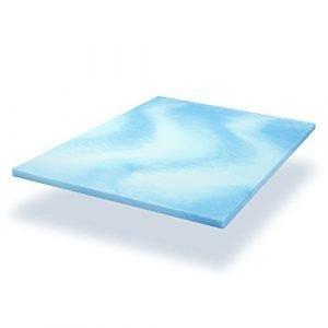Advanced Sleep Solutions Gel Memory Foam Mattress Topper1 300x300 image