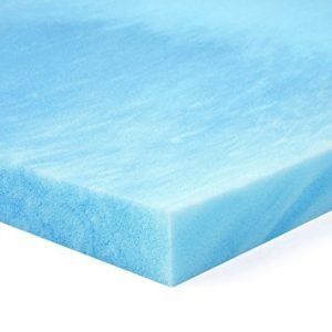 Advanced Sleep Solutions Gel Memory Foam Mattress Topper2 300x300 image