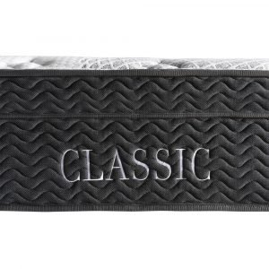 Classic Brands Celadon Hybrid Latex and Innerspring Mattress