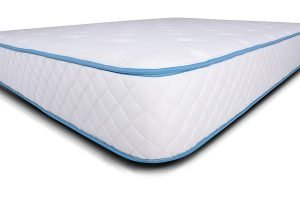 DreamFoam Bedding Arctic Dreams Hybrid Cooling Gel Mattress