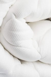 ExceptionalSheets Rayon from Bamboo Mattress Pad with Fitted Skir0 200x300 image