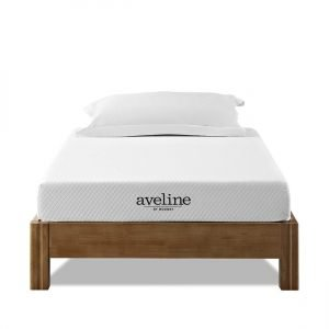 Modway Aveline Gel Infused Memory Foam Twin Mattress-4