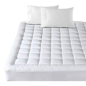 oaskys Mattress Pad Cover Cotton Top 1 1 300x300 image
