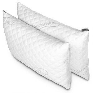 WonderSleep PREMIUM Adjustable Loft Memory Foam Pillow-1
