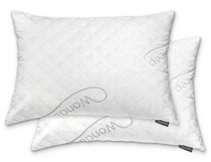 WonderSleep PREMIUM Adjustable Loft Memory Foam Pillow