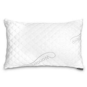 WonderSleep PREMIUM Adjustable Loft Memory Foam Pillow-2