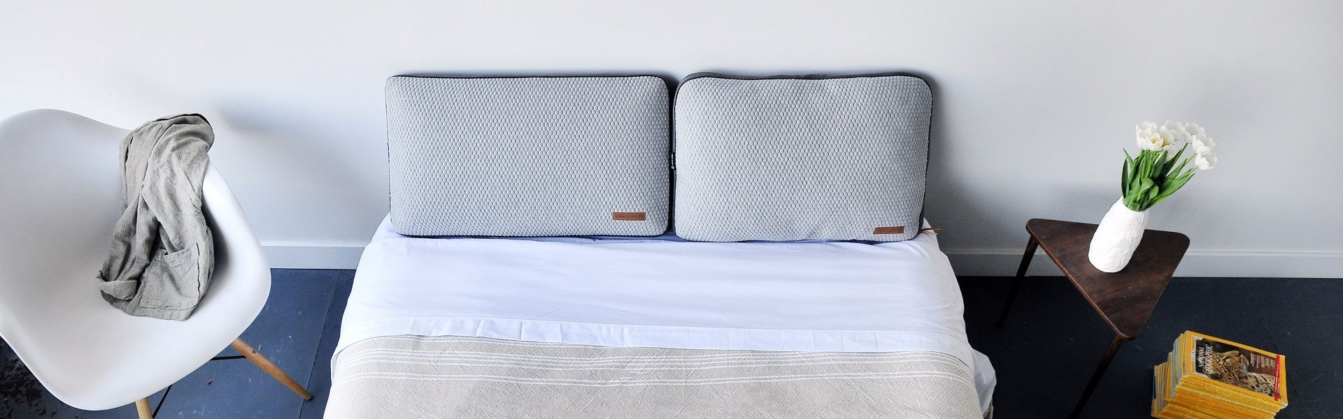 Best Thin Pillows Reviewed in Detail