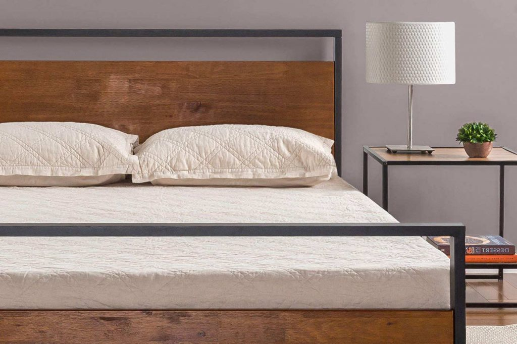 Best Zinus Bed Frame