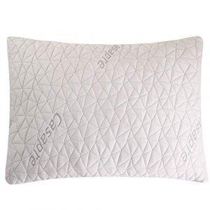 Casapre Bamboo Memory Foam Pillow-3