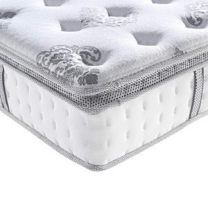 Classic Brands Mercer Hybrid Mattress-4