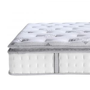 Classic Brands Mercer Hybrid Mattress-6