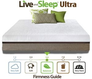 Live & Sleep Ultra Mattress-1