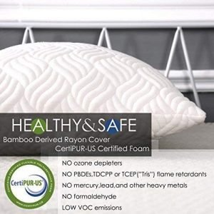 TRANZZQUIL Hypoallergenic Bed Pillow-2