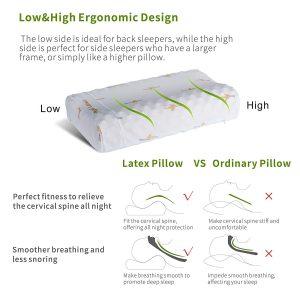 UUQ Latex Foam Pillow-2