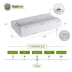 UUQ Latex Foam Pillow-3