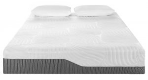 Voila Box Luxury Hybrid Coil-Spring Latex Mattress-1