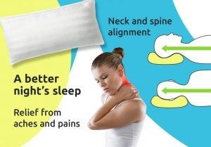 Xtreme Comforts 100% Bamboo Pillow-4