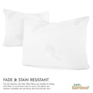 Zen Bamboo Ultra Plush Gel Pillow-3